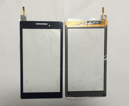 """Тачскрин для планшета Lenovo A7-10 7"""" (131741E1V1.6), цвет: черный"""