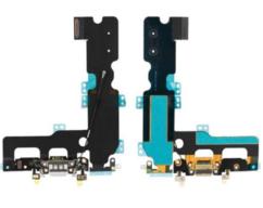 Шлейф разъема зарядки для Apple iPhone 7 Plus (Charge Conn), цвет: белый