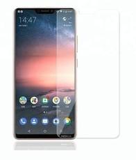 Защитное стекло для Nokia X6 2018, цвет: прозрачный