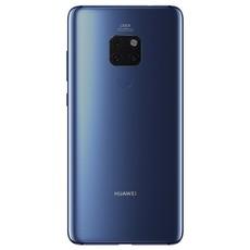 Задняя крышка для Huawei Mate 20 (HMA-L29) цвет: полночный синий