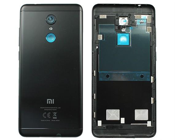 Задняя крышка для Xiaomi Redmi 5 цвет: черный