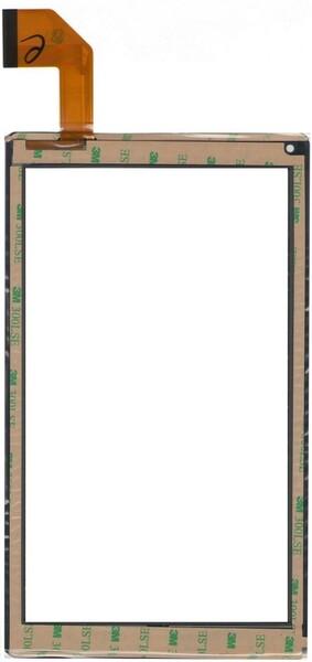 Тачскрин для планшета Irbis TW33, TW34, TW35 (FPC-FC90S072-00), цвет: черный