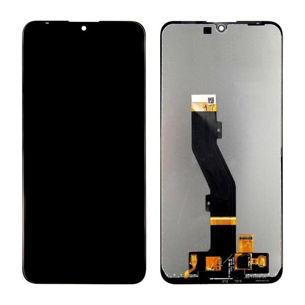 Экран для Nokia 6.2 с тачскрином, цвет: черный
