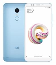Задняя крышка для Xiaomi Redmi Note 5 цвет: голубой