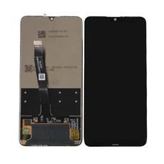 Экран для Huawei Nova 4e с тачскрином, цвет: черный