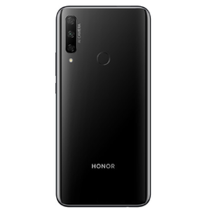 Задняя крышка (корпус) для Huawei Honor 9X Premium , цвет: черный