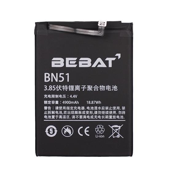 Аккумулятор Bebat для Xiaomi Redmi 8 (BN51)