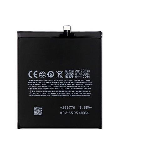 Аккумулятор для Meizu Pro 6 Plus (BT66) оригинальный