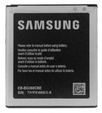 Аккумулятор для Samsung Galaxy Core Prime G360H, Prime VE G361H (EB-BG360CBC, BG360CBE) оригинальный