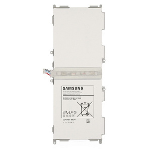 Аккумулятор для планшета Samsung Galaxy Tab 4 10.1 SM-T530, SM-T531, SM-T533, SM-T535, SM-T537 (EB-BT530FBC, EB-BT530FBU, EB-BT530FBE, GH43-04157A) оригинальный
