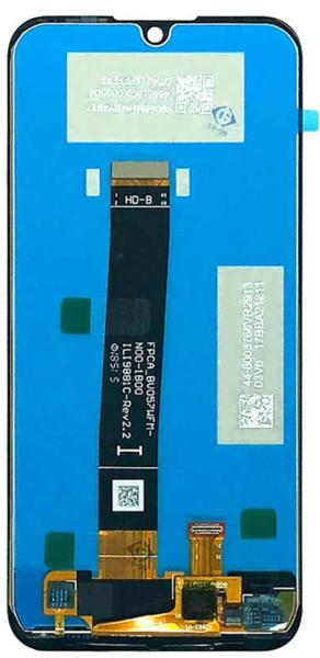 Экран для Huawei Honor 8S Prime с тачскрином, цвет: черный