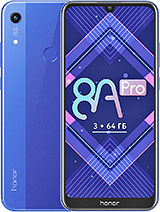 Задняя крышка (корпус) для Huawei Honor 8A Pro 2019 (JAT-L41), цвет: синий