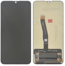 Экран для Huawei Honor 20 Lite, Honor 20i с тачскрином, цвет: черный