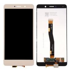 Экран для Huawei Honor 6X (BLN-L21) с тачскрином, цвет: золотой