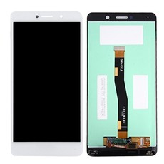Экран для Huawei Honor 6X (BLN-L21) с тачскрином, цвет: белый