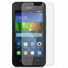 Защитное стекло для Huawei Ascend Y360, цвет: прозрачный
