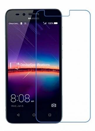 Защитное стекло для Huawei Y3 II (Y3-2), цвет: прозрачный