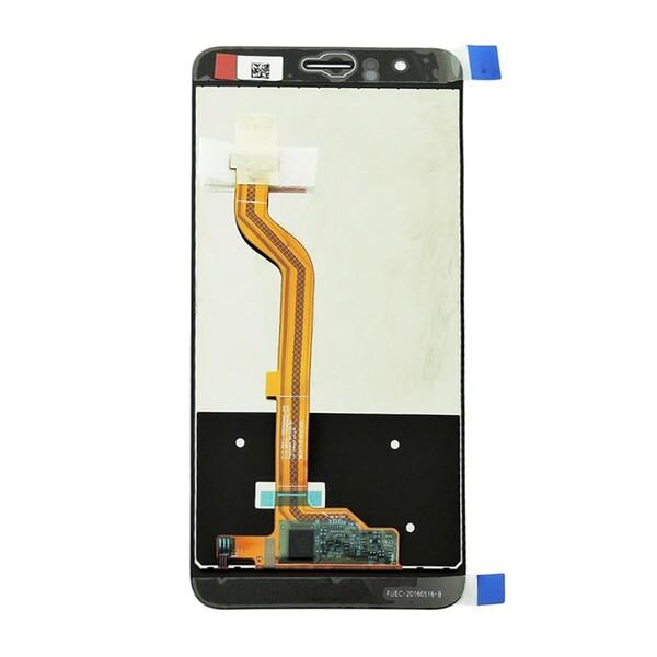 Экран для Huawei Honor 8 (FRD-L19) с тачскрином, цвет: золотой