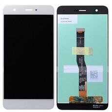 Экран для Huawei Nova (CAN-L11) с тачскрином, цвет: белый