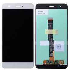 Экран для Huawei Ascend Nova (CAN-L11) с тачскрином, цвет: белый