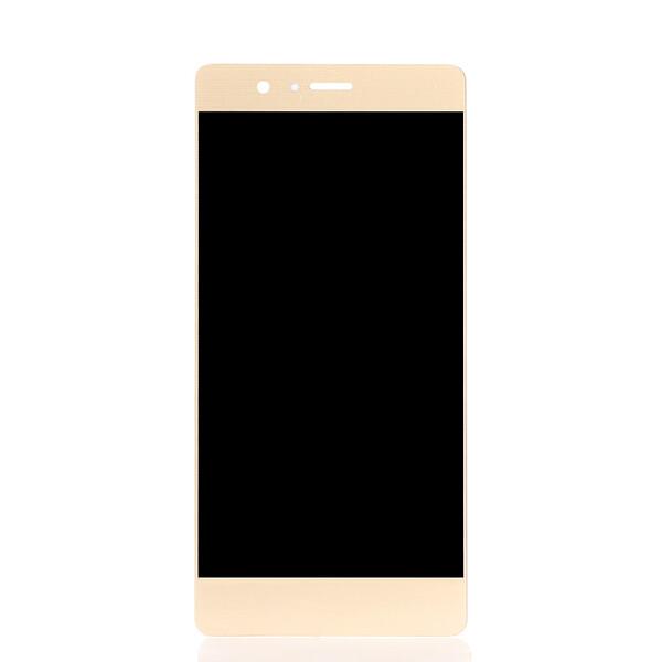 Экран для Huawei P9 Lite с тачскрином, цвет: золотой