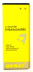 Аккумулятор Bebat для Huawei Y6 2015 (HB4342A1RBC)