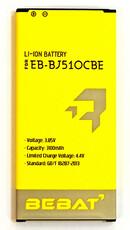 Аккумулятор Bebat для Samsung Galaxy J5 2016 J510 (EB-BJ510CBC)