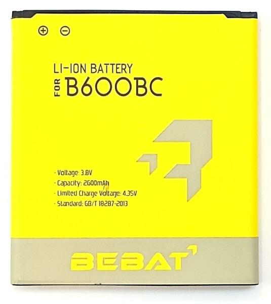 Аккумулятор Bebat для Samsung Galaxy S4 i9500 (B600BC)