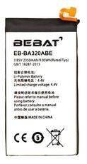 Аккумулятор Bebat для Samsung Galaxy A3 2017 A320 (EB-BA320ABE)