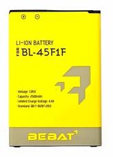 Аккумулятор Bebat для LG K7 2017 X230, K8 (2017) X240 (BL-45F1F)