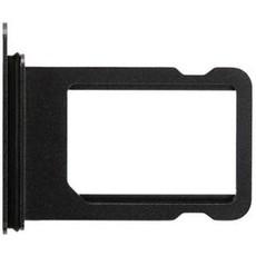 Sim-слот (сим-лоток) для iPhone X, цвет: черный