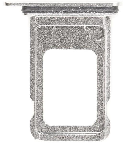 Sim-слот (сим-лоток) для iPhone XS MAX, цвет: белый