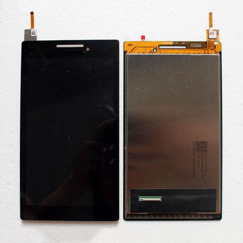 Экран для Lenovo Tab 2 (A7-10F) с тачскрином, цвет: черный