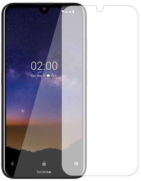 Защитное стекло для Nokia 2.2, цвет: прозрачный