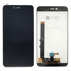 Экран для Xiaomi Redmi Note 5A Prime с тачскрином, цвет: черный