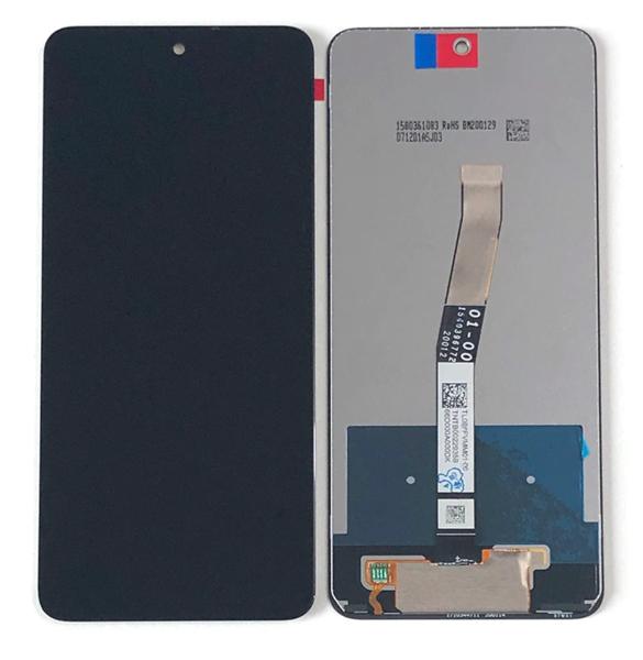 Экран для Xiaomi Redmi Note 9S с тачскрином, цвет: черный