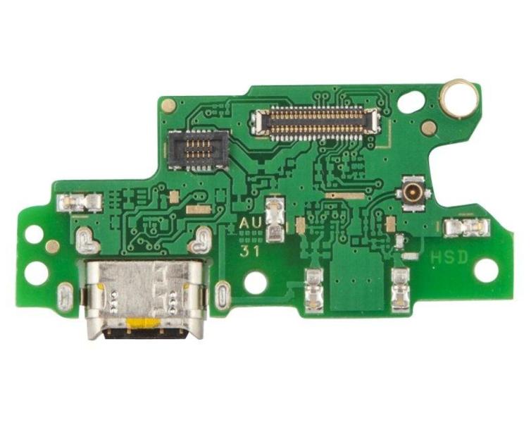 Нижняя плата для Huawei Nova 5T с разъемом зарядки