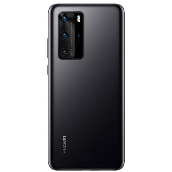 Задняя крышка (корпус) для Huawei P40 Pro, цвет: черный
