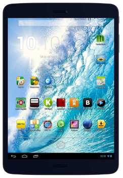 Тачскрин для планшета PocketBook SurfPad 3 (078040-01a-v1), цвет: черный