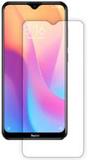 Защитное стекло для Xiaomi Redmi 8, Redmi 8A цвет: прозрачный