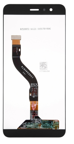 Экран для Huawei P10 Lite с тачскрином, цвет: белый
