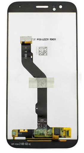 Экран для Huawei G8 (RIO-L01) с тачскрином, цвет: черный