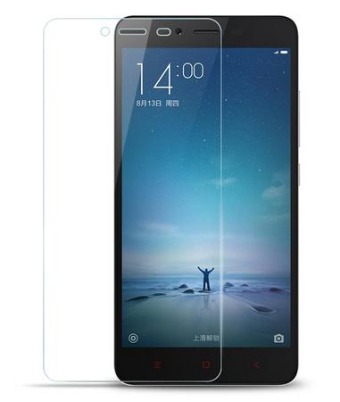 Защитное стекло для Xiaomi Redmi 4 32Gb/Pro, цвет: прозрачный
