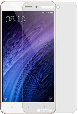 Защитное стекло для Xiaomi Redmi 4A, цвет: прозрачный
