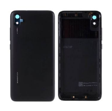 Задняя крышка (корпус) для Xiaomi Redmi 7A, цвет: черный