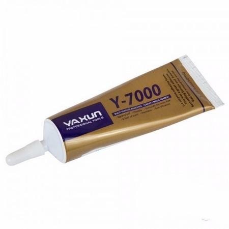 Клей Y-7000 (Y7000) 15ml для склеивания тачскринов и дисплеев (прозрачный)