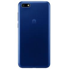 Задняя крышка (корпус) для Huawei Y5 2018, цвет: синий