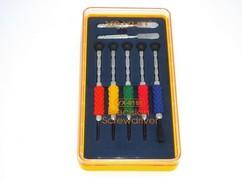 Набор инструментов YaXun YX 8186 для ремонта телефонов и планшетов