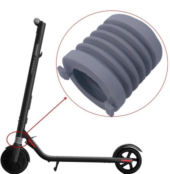 Защита (пыльник) переднего амортизатора для электросамоката Ninebot ES