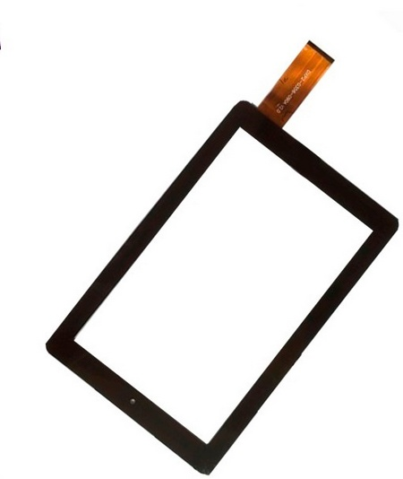 Тачскрин для планшета Irbis TW38 (F0356 HXD, 56 KDX), цвет: черный